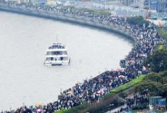 2019年五一假期上海市旅游大數據:旅游人數達560萬人次,外灘接待游客129萬人次,16萬人次打卡美術館「圖」