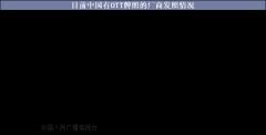 目前中国有OTT牌照的厂商发照情况