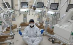2019年中国呼吸机行业供需现状及主要生产商分析,全球疫情蔓延,呼吸机设备告急「图」