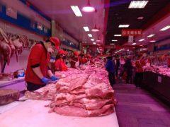 新发地市场猪肉价格进入下行通道 后期猪肉价格将持续降温「图」