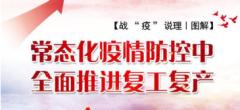 """【战""""疫""""说理】常态化防疫的四个""""新常态"""""""