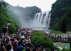 """5月19日是一年一度的""""中国旅游日""""超百家景区半价、免票揽客 国内旅游市场重振加速「图」"""