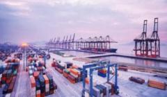 2020年1-4月哈尔滨综合保税区进出口金额及进出口差额统计分析