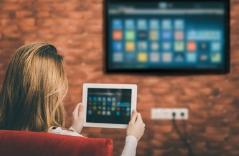 2019年中国智能电视行业现状与发展趋势分析,智能电视或成智能家居控制重要入口「图」