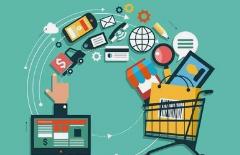 电子商务产业链及竞争格局分析,移动支付的普及为行业发展提供便利「图」