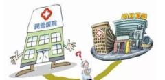 2019年中国民营医院数量、床位数、总诊疗人次及医务人员数量分析「图」