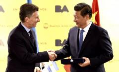 """习近平心中中国与阿根廷的""""知音情"""""""