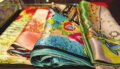 丝绸产量、出口量及产业园区发展现状,内需成为丝绸产品消费主力军「图」