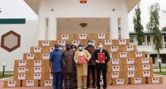 加纳执政党主席:中国抗疫为世界树立榜样