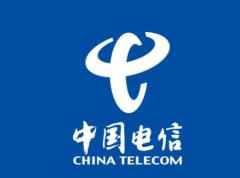中国电信上半年净利润139亿元 同比增长0.3%