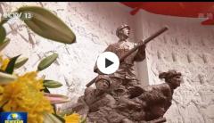 """纪念中国人民志愿军抗美援朝出国作战70周年主题展览""""时强调 在新时代继承和弘扬伟大抗美援朝精神 为实现中华民族伟大复兴而奋斗"""