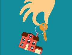 2020年下半年二、三线城市新建商品住宅和二手住宅销售价格同比涨幅延续回落态势