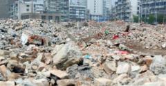 中国建筑垃圾处理行业发展现状分析,具有较强的行业壁垒「图」