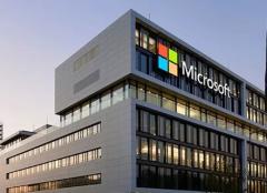 微软第一财季营收372亿美元 净利同比增30%