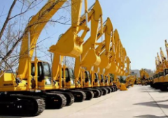 2020年中国工程机械租赁行业现状、主要壁垒以及面临的主要问题分析「图」