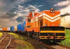 2020年铁路货运量周转量双双位居世界第一