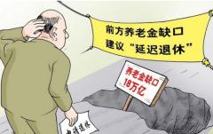 从GDP大国走向养老金大国,中国的养老金还有多大缺口?如何发展第三支柱养老保险?「图」