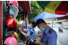 重庆市场监管局发布告诫书 不得操纵市场价格 不滥用食品添加剂