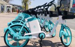 """三四线共享电单车上热搜 两轮行业再""""迎春""""?"""