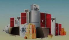 2020年家电市场零售额8333亿,电商渠道对家电零售的贡献率首次超过50%,苏宁家电稳居全渠道第一「图」