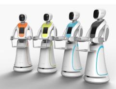 全球服务机器人呈现爆发式增长市场高景气有望延续