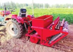 2020年中国播种机行业现状分析,农业经济的高速发展带动农业机械稳步前进「图」