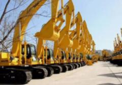 2020年中国工程机械租赁行业市场现状分析,市场集中度提升空间广阔「图」