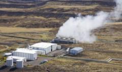 全球地热能发展及利用现状,美国地热发电装机量最高「图」