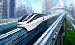 2020年中国城市轨道交通行业前景分析(包含运营状况、地区分布和月度客运量)「图」