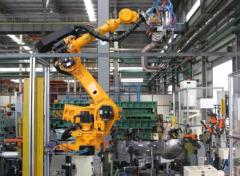 汽车制造智能装备行业百科:产业链、竞争格局及发展趋势分析「图」