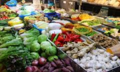 2020年中国菜市场现状分析,亟需建设标准化菜市场「图」
